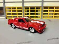 1/64 76 Ford Mustang II Cobra II in Red/White Stripes and a Black Int with a 302