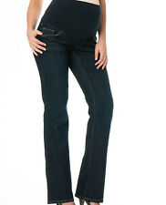 NEW Maternity Jeans XL Petite MOTHERHOOD Denim NWT PXL X LARGE Short Oh Baby XLP