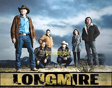LONGMIRE - Fridge Magnet