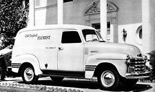 1948 Chevrolet 3105 Deluxe Panel Truck Factory Photo c4719-LCWWKB