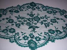 Rare Vintage Desco Princess Lace Mantilla Veil/Scarf - Made in France - Mint
