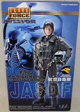 BBI 1/6 JASDF F-15J Driver Pilot Elite Force Aviator Blue Box Toys Dragon 12""