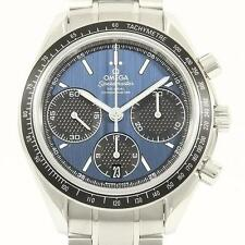 Authentic OMEGA REF. 326 30 40 50 03 001 Speedmaster Racing Automatic  #260-0...