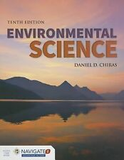 NEW Environmental Science by Daniel D. Chiras Softcover Book