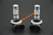 For 2009 2010 Polaris Ranger RZR 800 EFI 50W LED Headlights Bulbs Light Bulbs x2