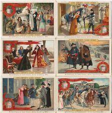 Chromo Liebig Sang. 498 TED Teatro Antica Berlino I ANNO 1896
