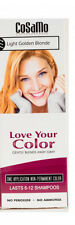 CoSaMo Love Your Color 772 Light Golden Blonde (Compared to Loving Care)