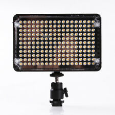 Aputure Amaran AL-H198C LED Video Light Lamp for Canon pentax Camcorder Cam Pro