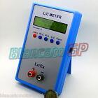 INDUTTOMETRO CAPACIMETRO LC Tester LC200-A + PINZE SMD + COCCODRILLI meter farad