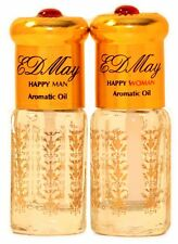 Egyptian Musk Patchouli Combo Body Oil Skin-safe Perfume and Cologne 3ml Gift
