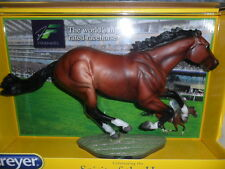 Breyer * Frankel * 1712 Smarty Jones Racehorse Race Traditional Model Horse