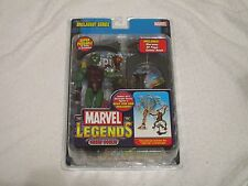 Toy Biz Marvel Legends Onslaught Series Green Goblin Masked Action Figure
