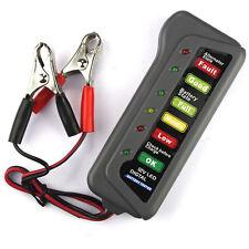 12V Digital Car Battery Tester Auto Indicator Meter Voltage Battery Gauge Tester