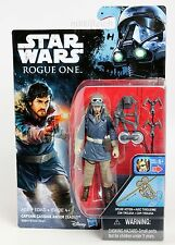 "Star Wars Captain Cassian Andor (Eadu) 3.75"" Action Figure Rogue One Wave 2"