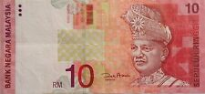 RM10 Zeti sign without security thread Note ES 2337016