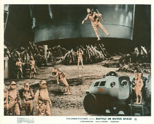 Battle in Outer Space Original Lobby Card Japanese astronauts Uchû daisensô