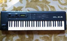Kawai K4 Vintage Digital Synthesizer With Stand