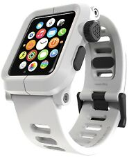 NEW LUNATIK EPIK EPIK003 Polycarbonate Case + Apple Watch Band 42mm WHITE
