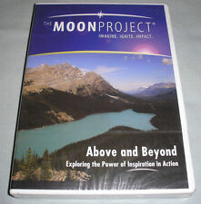 Moon Project Above and Beyond: Imagine Ignite Impact - DVD Video (MSRP $99) RARE