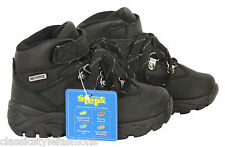 MSRP $44.99  Tod 6 Medium   New Sonoma Lil Mike Black Waterproof Toddler Shoes