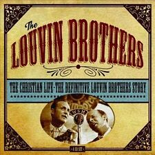 The Christian Life: The Definitive Louvin Brothers Story [Box] by The Louvin...