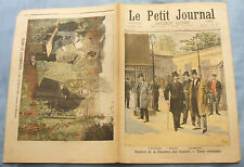 Le petit journal 1898 N° 395 Guerre hispano américaine - War Spain America