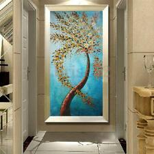 Abstract Wall Art Oil Painting Canvas Print Picture Tree Home Decor No Frame
