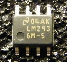 20x LM2936M-5.0 LDO Voltage Regulador, National Semiconductor