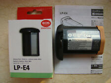 NEW BATTERY FOR CANON LP-E4 SHIPPED WITH TRACKING NUMBER