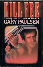 Kill Fee by Gary Paulsen-1990-First Edition/DJ