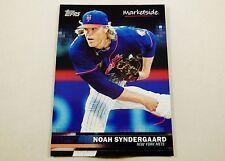 2016 Topps Wal-Mart Marketplace Baseball Card Noah Syndergaard New York Mets