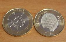 Eslovenia 2012 - 3 euros conmemorativa - 100 años medalla olímpica