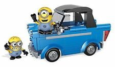 Mega Bloks Despicable Minions Me Motor Mischief Building Kit