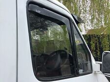 MERCEDES SPRINTER 2 DOORS WIND RAIN DEFLECTOR 1995-2006