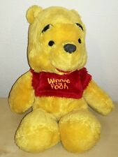 Peluche Winnie the Pooh 20 cm pupazzo originale disney orso bear plush soft toys