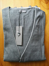 Christian Dior Men's Cardigan - M - Grey