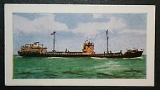 MV Corsea  Wm Cory & Son    Bulk Coal Carrier       Illustrated Colour Card