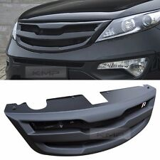 Tunning Front Radiator Hood Grill 10 Color PAINTED For KIA 2011-2016 Sportage R
