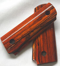 1911GRIPS 4 OFFICER, DEFENDER, PARA C7, KIMBER MAG-CUT COCOBOLO NEGRO ROOT A-56
