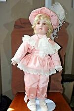 Patricia Loveless French Reproduction Tete Jumeau doll Jean Claude