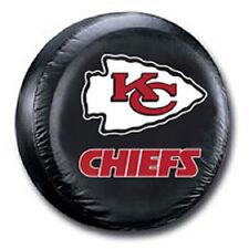 Kansas City Chiefs Large Spare Tire Cover [NEW] NFL Car Auto Wheel Nylon CDG