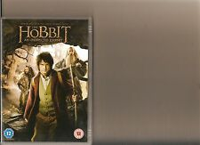 THE HOBBIT AN UNEXPECTED JOURNEY DVD LORD OF RINGS PREQUEL PETER JACKSON