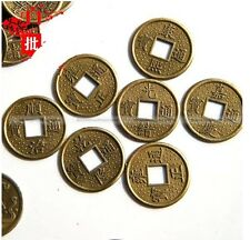 100pcs 2.4cm Feng Shui Chinese Oriental Emperor Money Coin Lucky