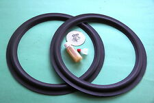 TECHNICS SB-L300 REPLACEMENT FOAM SURROUND KIT - MADE IN USA