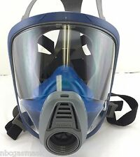 MSA Advantage 3100 (40mm NATO) Gas Mask/Respirator w/NBC Filter *NEW*Exp 11/2021