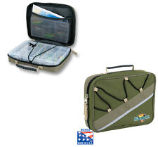 SOFT SIDE TACKLE SYSTEM with STORAGE BOXES Box Fishing Course Fly Carp Bag Sea