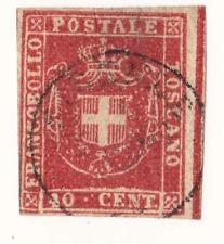 ITALIE- TOSCANE N°21   Used   - CV : 165  €