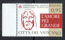 Vatican 2015 Exposition of the Holy Shroud of Turin MNH Stamp