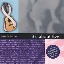 NEW - It's About Eve: Music for the Cure by Various Artists; Joan Jett