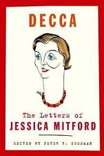Decca: The Letters of Jessica Mitford-ExLibrary